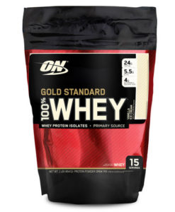 Beljakovine Optimum Whey Gold standard protein